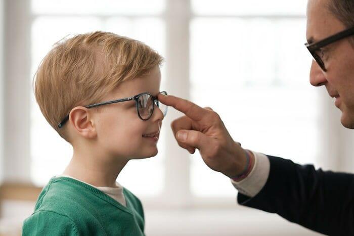 Rene Kreillechner Optometrist Kinderbrille